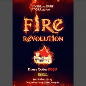 Fire Revolution – Focul din toiul verii