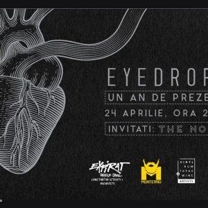 Eyedrops aniverseaza un an de Prezent in Expirat