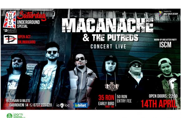 Macanache and The Putreds