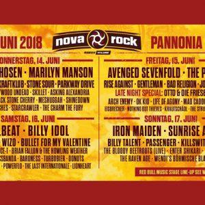 Brace yourselves! Nova Rock Festival se apropie cu pasi repezi!