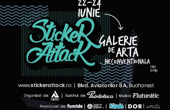 StickerAttack