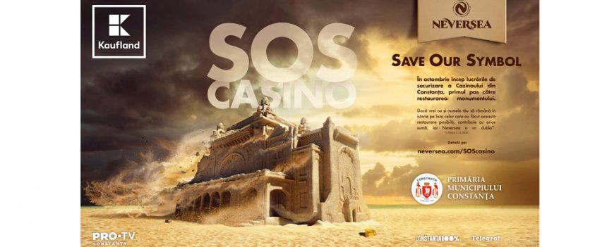 S.O.S Cazino Constanta – O campanie initiata de Neversea