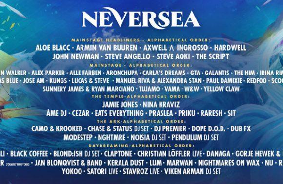 Neversea – ghid de festival pentru 4 zile si 4 nopti de distractie