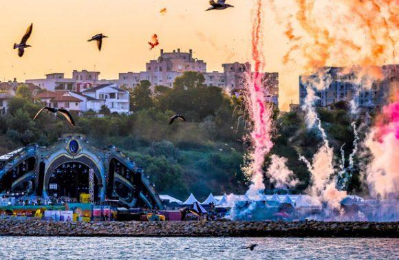 Rusko, Redfoo si Galantis au incendiat atmosfera din ziua 2 de Neversea!
