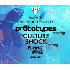 Dam startul toamnei DNB cu The Prototypes si Culture Shock in Timisoara!