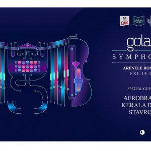 Golan Symphonic: locul de intalnire al acordurilor clasice cu muzica electro