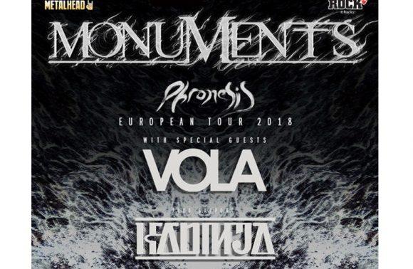 Monumets & Vola 2018
