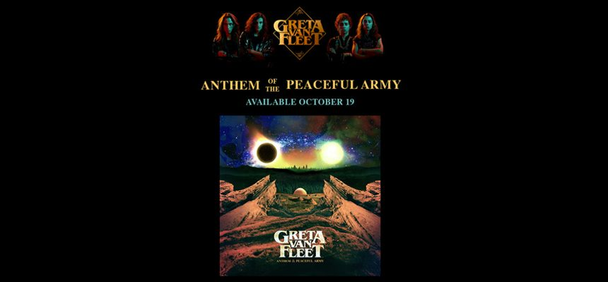 Watching Over: noul single Greta Van Fleet si un nou album in octombrie!
