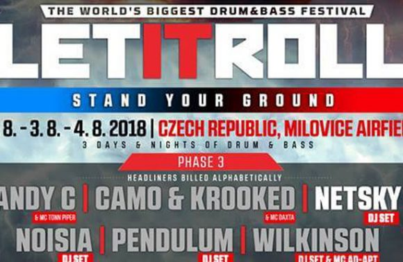 Let it Roll 2018 – it's all about the sound