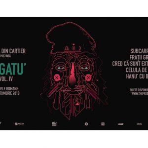 Lansare Argatu' vol. IV la Arenele Romane