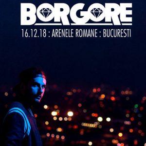 Borgore darama Arenele Romane pe 16 decembrie