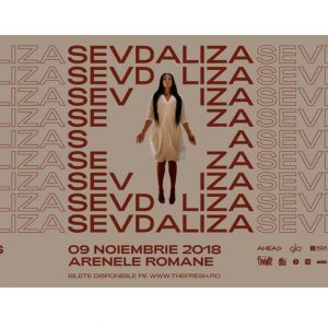 The Fresh: Sevdaliza la Arenele Romane in noiembrie