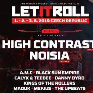 Let it Roll Festival 2019 –  date si primul val de artisti