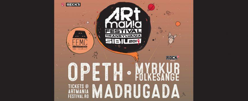 ARTmania Festival 2019 – Opeth, Madrugada, Wardruna si Myrkur