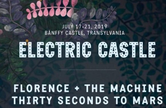 Florence+The Machine, Thirty Seconds To Mars, Bring Me The Horizon și mulți alții vor performa pe scena Electric Castle 2019!