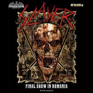 SLAYER – FINAL Show @Metalhead Meeting 2019