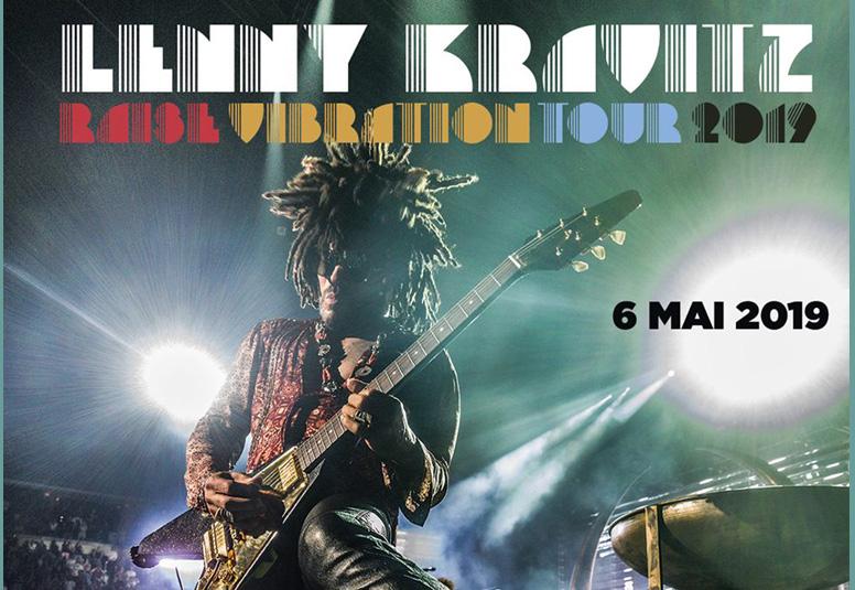 Lenny Kravitz la Cluj Arena