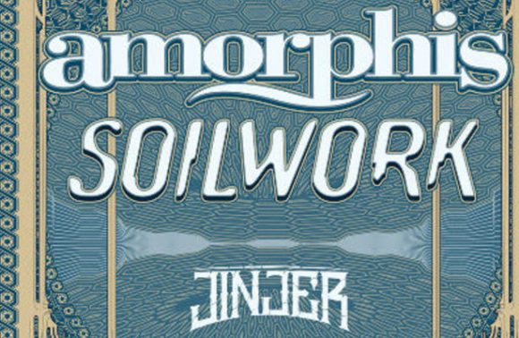 Amorphis si Soilwork la Bucuresti: Program si reguli de acces