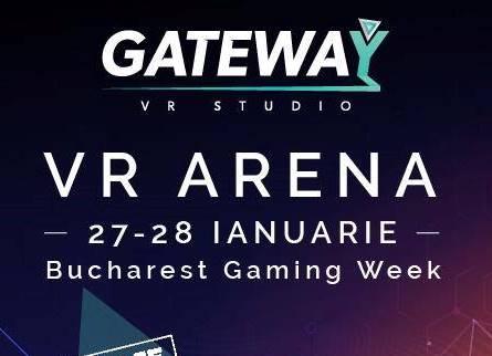 Gateway VR Arena: Cum a fost la Bucharest Gaming Week?