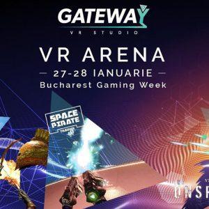 Gateway VR Arena – Bucharest Gaming Week