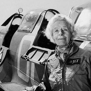 Mary Ellis, femeia pilot de Spitfire din cel de-al Doilea Razboi Mondial