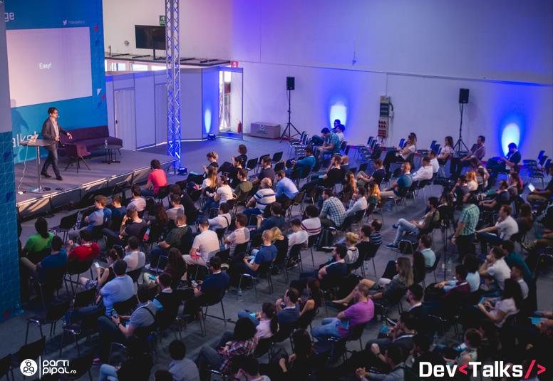 Dev Talks Cluj