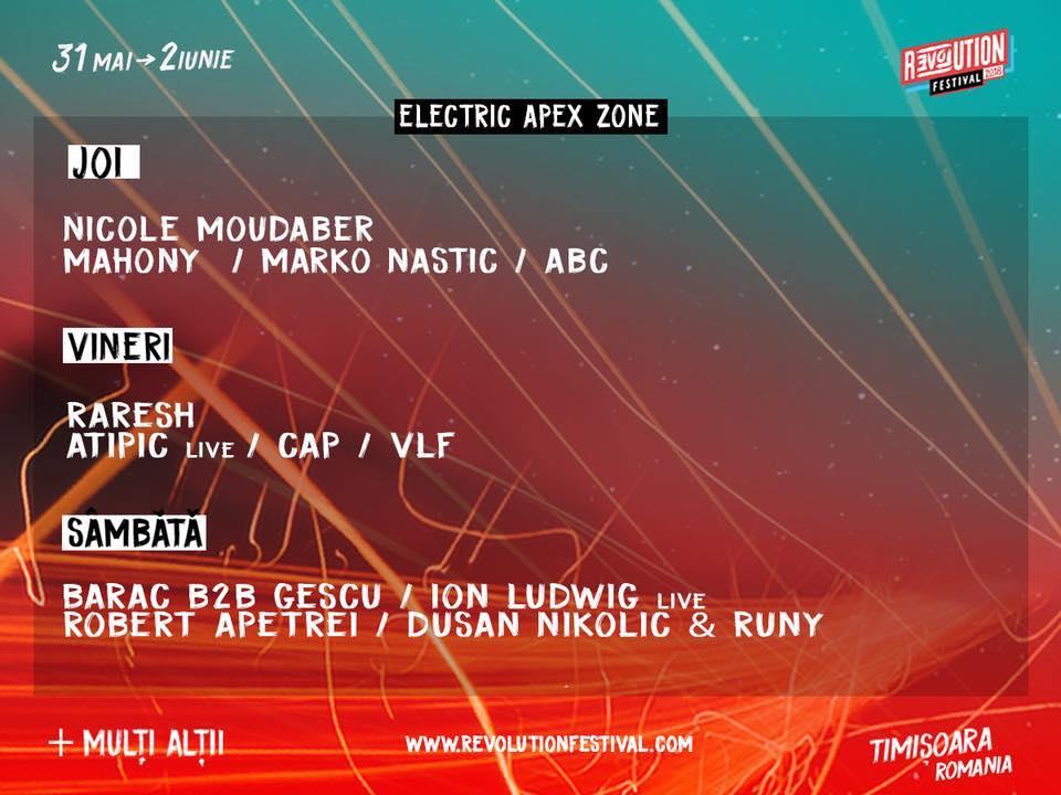 Revolution Festival - Electric Apex Zone