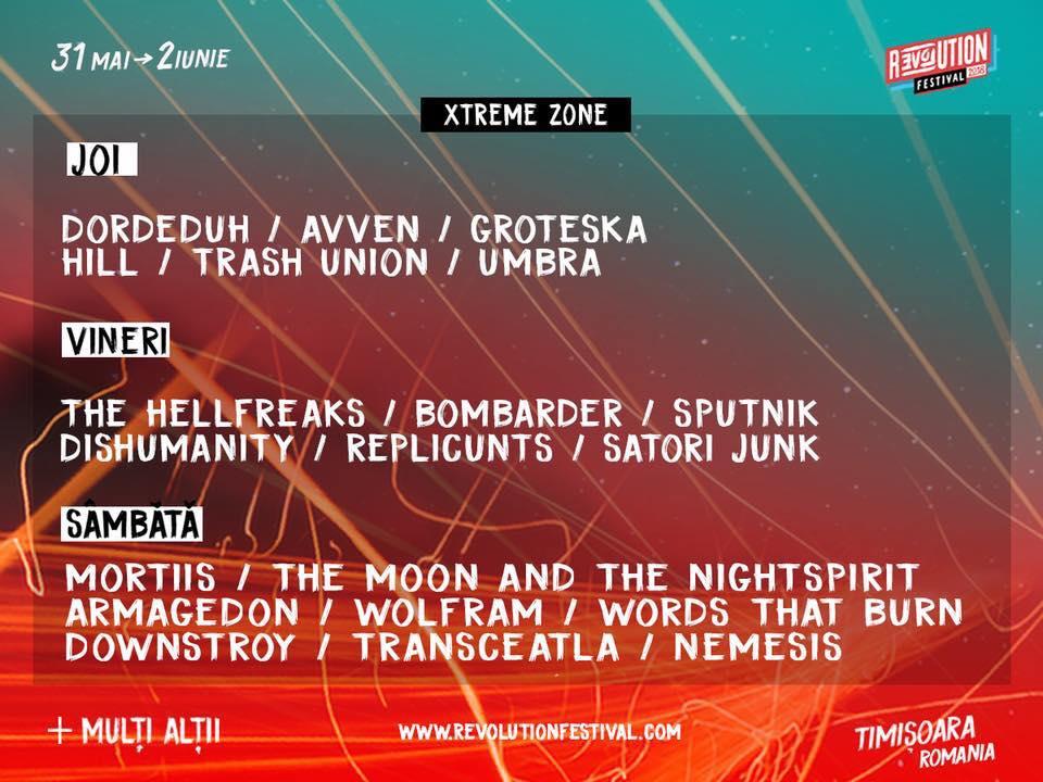 Revolution Festival - Xtreme Zone