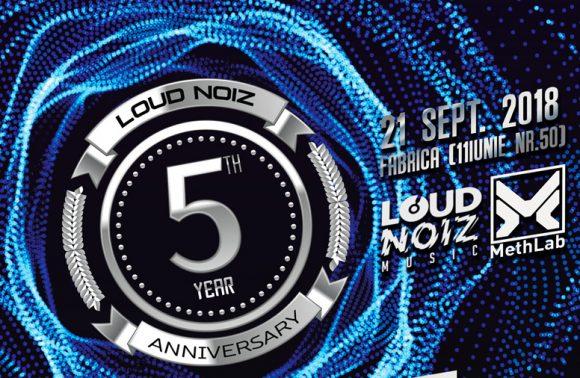Loud Noiz 5 ani
