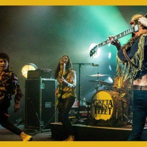Greta Van Fleet live in Bruxelles in octombrie – sold out –