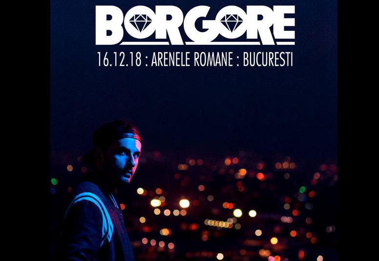 Borgore Arenele Romane