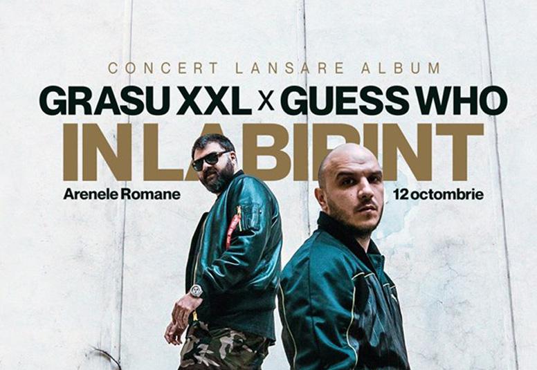 Grasu XXL lansare album