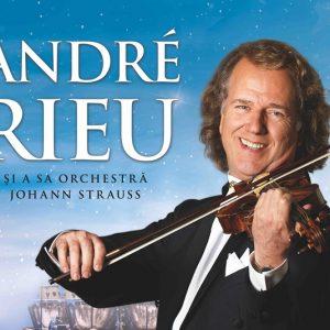 ANDRÉ RIEU in concert LIVE pentru prima data la Cluj-Napoca