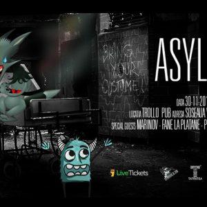 Monsters' Party revine cu o noua editie infricosatoare: Asylum