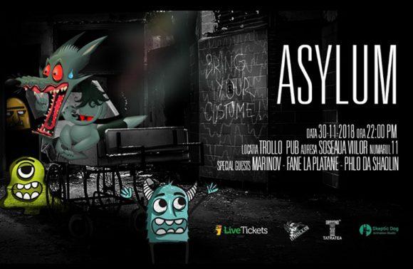 Monsters Party Asylum