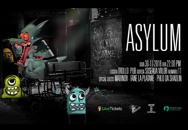 Monsters Party Asylum