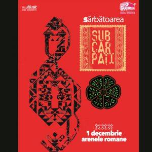 Sarbatoreste in stilul Subcarpati pe 1 decembrie la Arene!