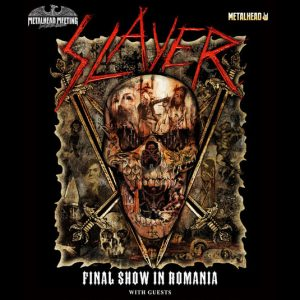 SLAYER – FINAL Show @Metalhead Meeting 2019