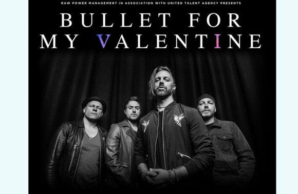 Bullet for my Valentine revin la Bucuresti in aprilie