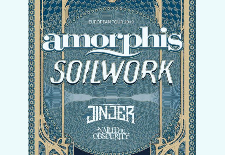 amorphis, soilwork, jinjier