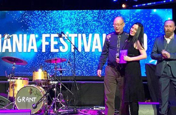 "ARTmania -""Best Small Festival"" la European Festival Awards 2018"