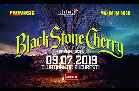 Black Stone Cherry in Romania