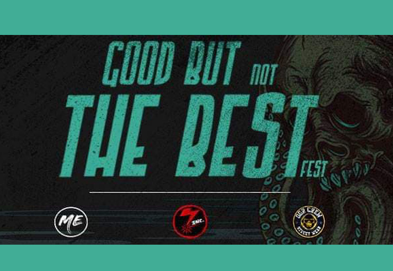 Good but not the best fest