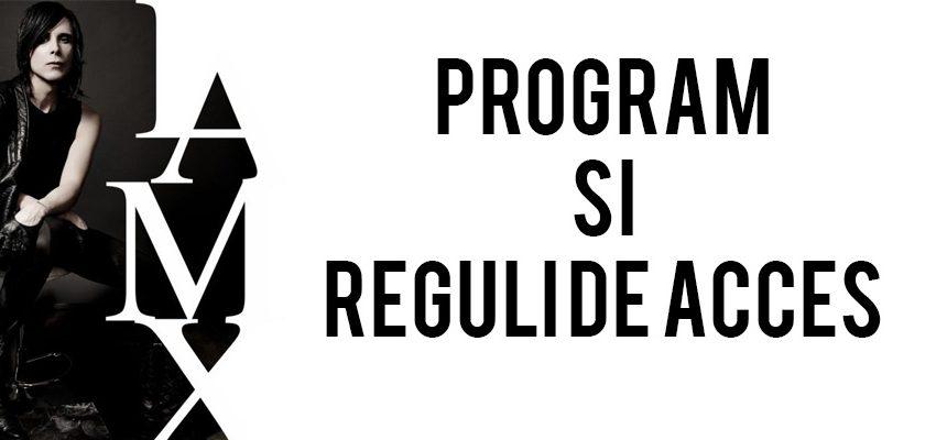 IAMX in Quantic: Program si Reguli de Acces