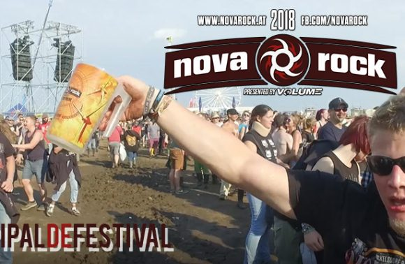 After movie-ul Nova Rock 2018 by Partipipal este gata!