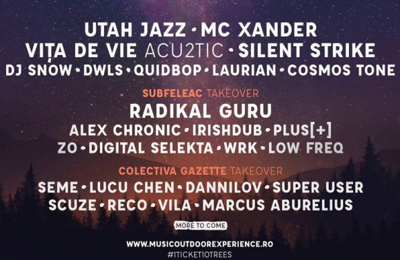 Music Outdoor Experience 2019