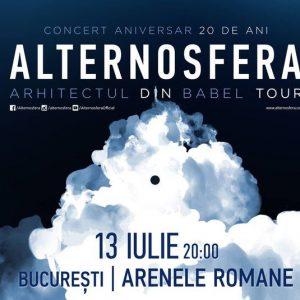 Alternosfera – 20 de Ani la Arenele Romane