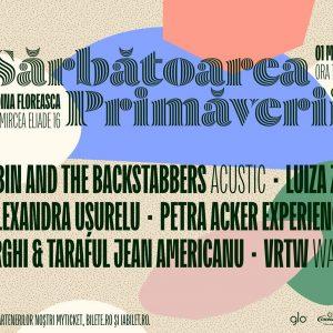 Sarbatoarea Primaverii by The Fresh in Gradina Floreasca