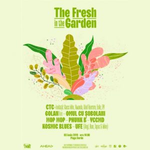 The Fresh In The Garden pe 8 iunie la Playa Verde