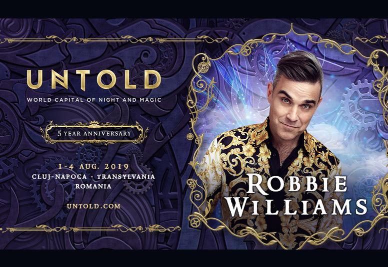 Robbie Williams UnTold